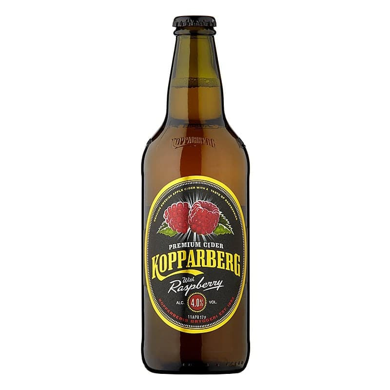 Kopparberg Raspberry Cider 500ml
