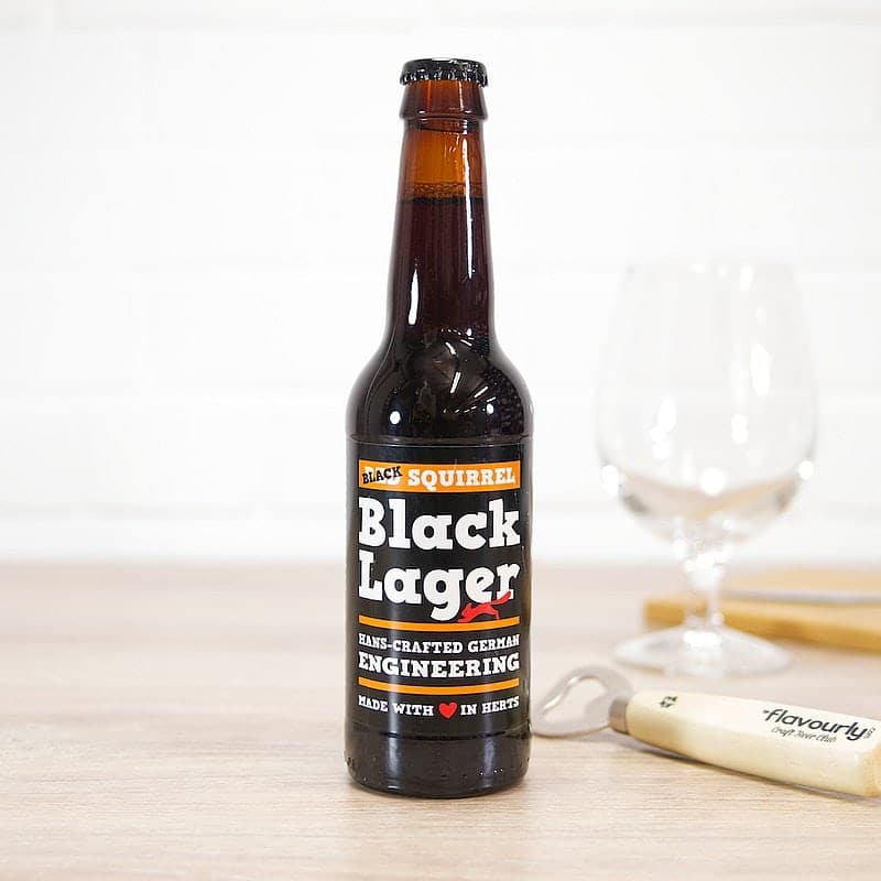 Black Lager by Red Squirrel