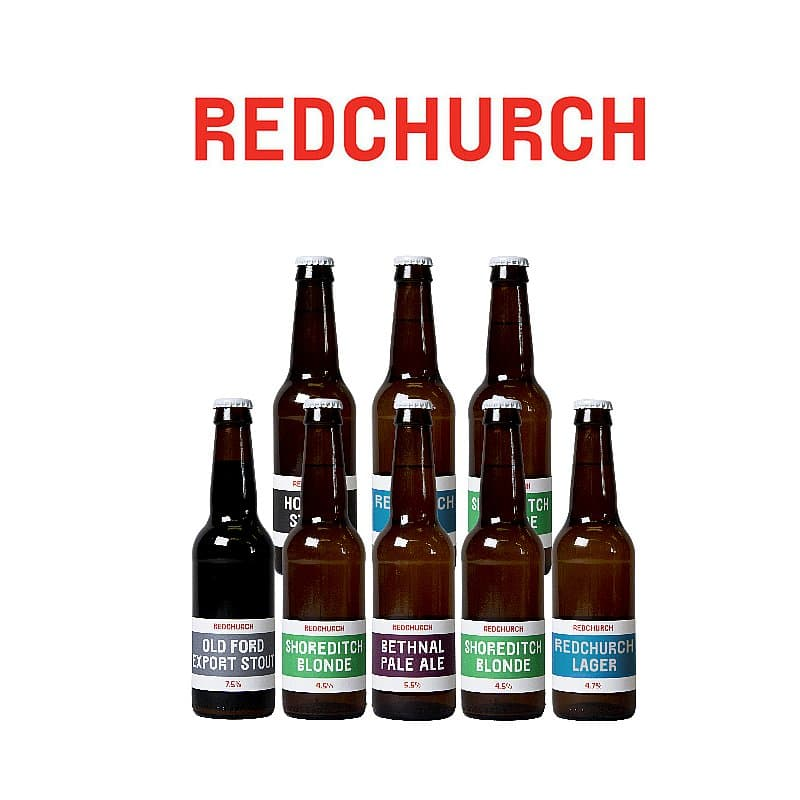 Clearance 8 Case by Redchurch Brewery