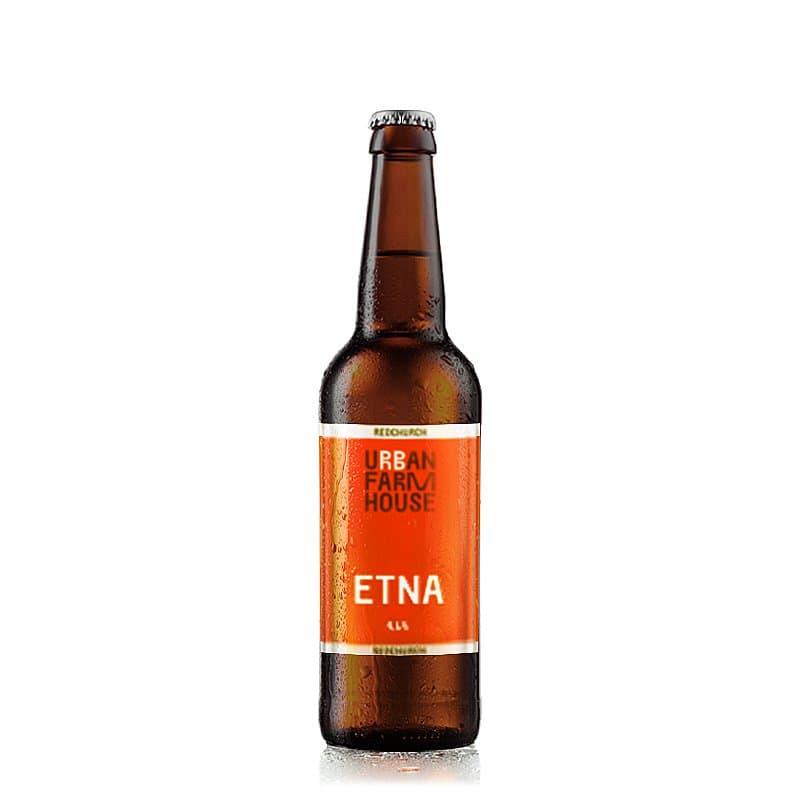 Etna Blood Orange Gose by Redchurch Brewery