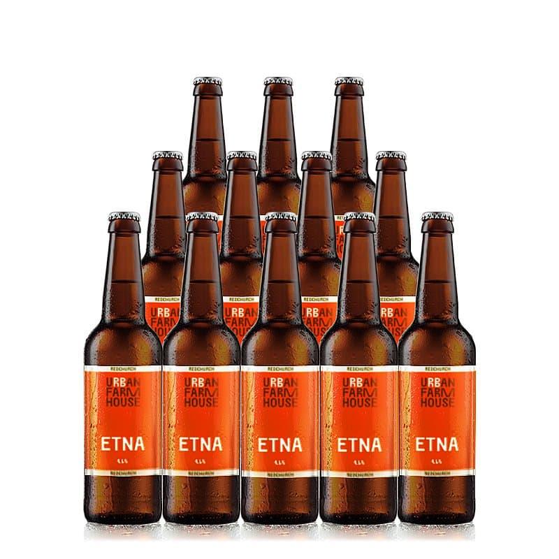 Blood Orange Gose 12 Case by Redchurch Brewery