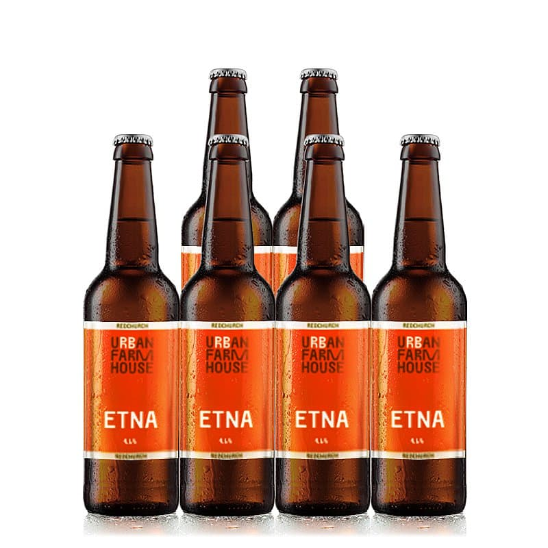 Blood Orange Gose 6 Case by Redchurch Brewery