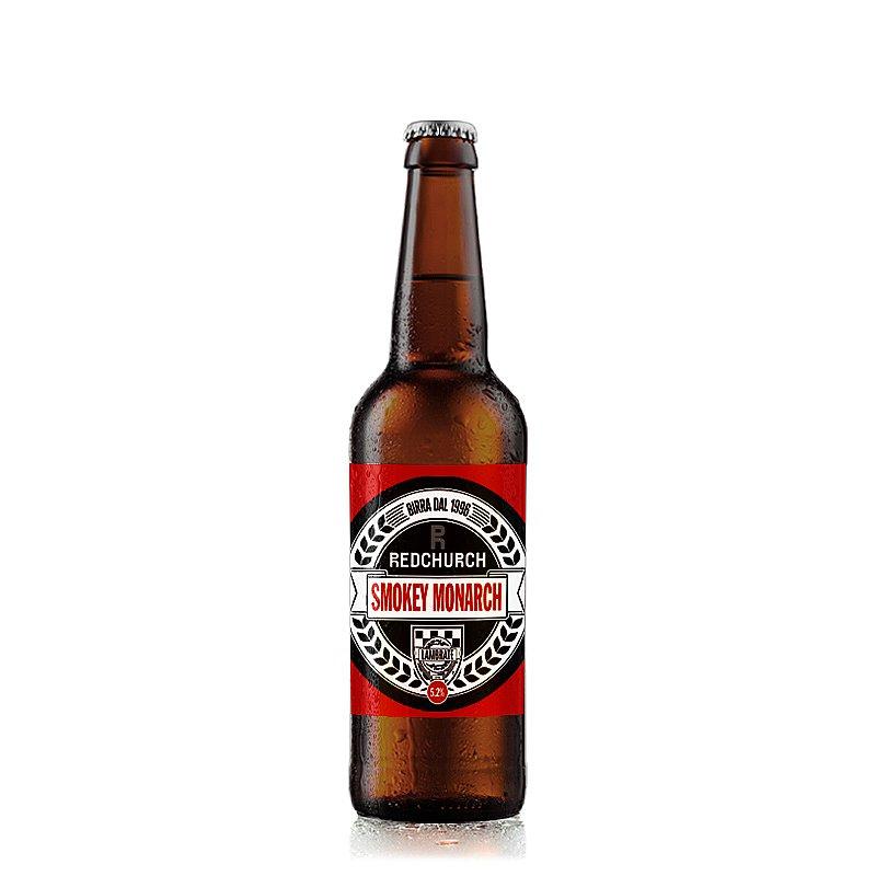 Smokey Monarch by Redchurch Brewery