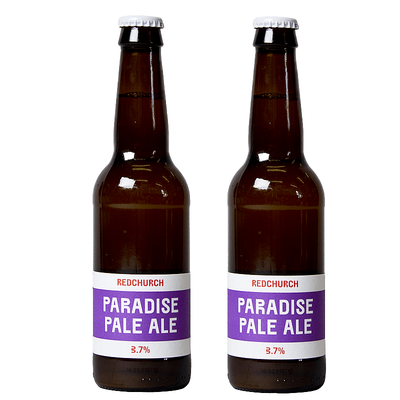 Paradise Pale Twin Pack by Redchurch Brewery