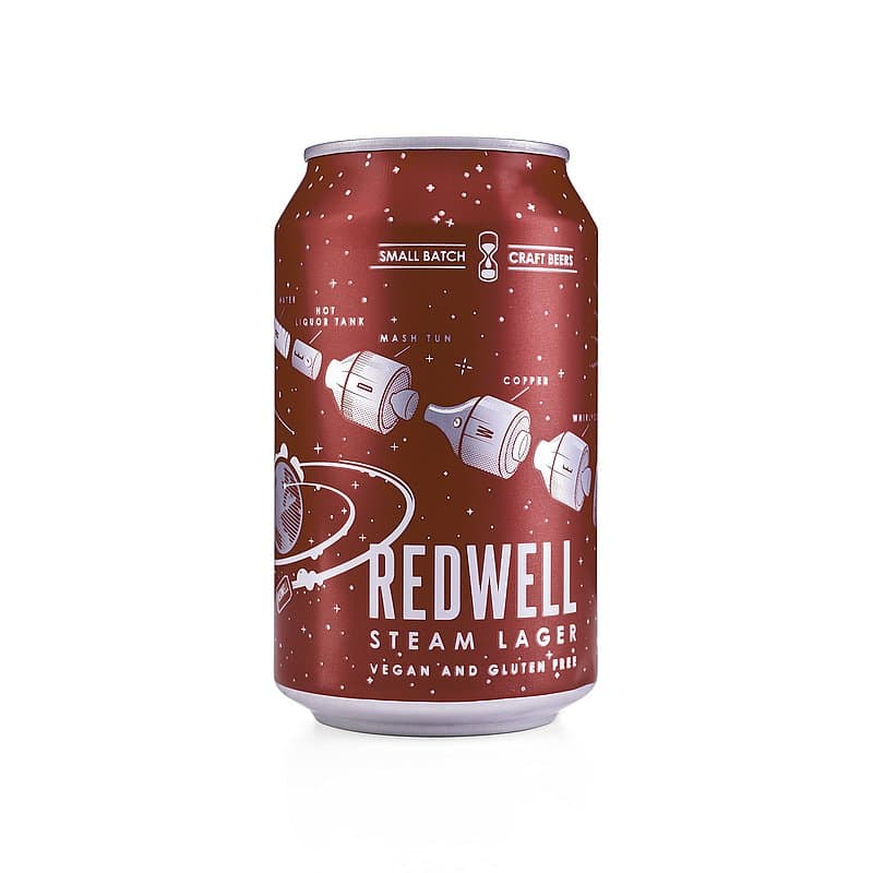 Steam Lager by Redwell Brewing