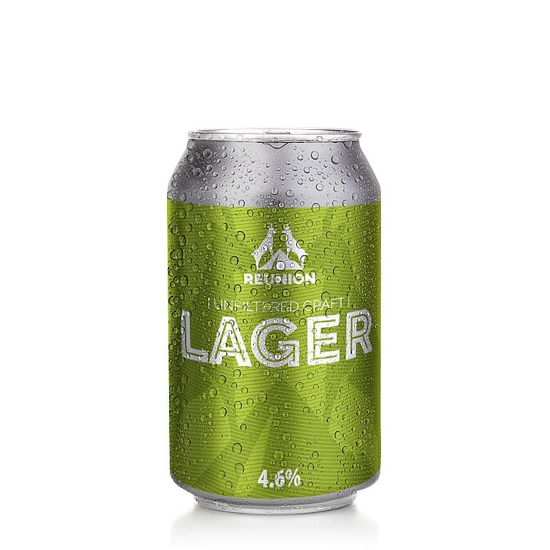 Unfiltered Craft Lager by Reunion Ales