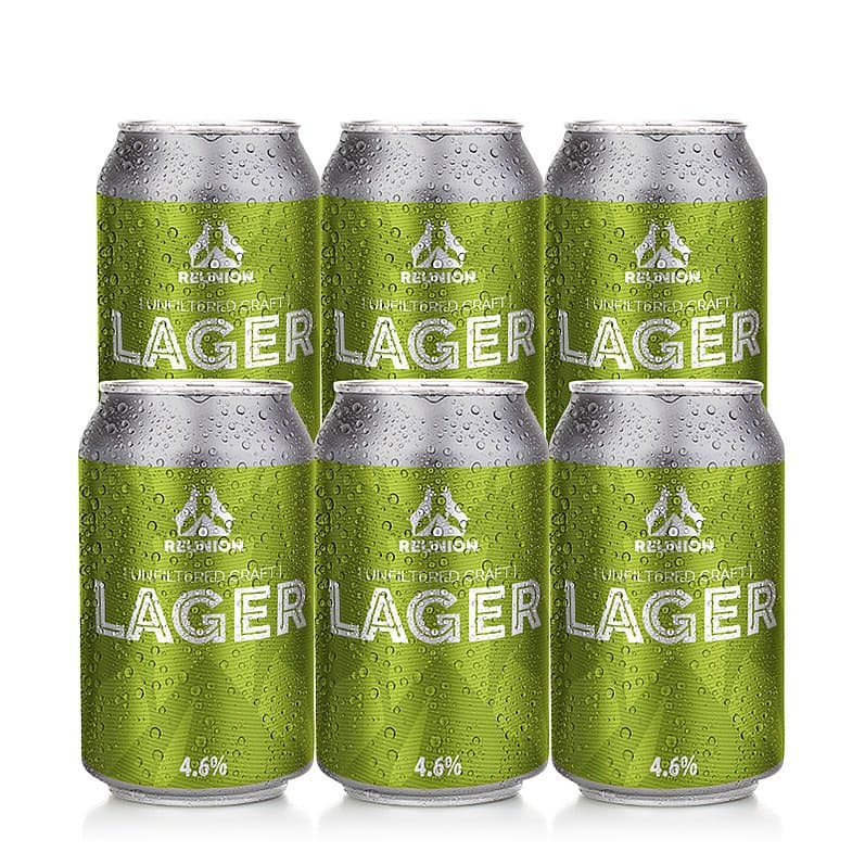Lager 6 Case by Reunion Ales