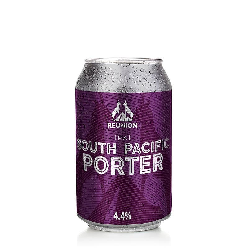 Pia South Pacific Porter by Reunion Ales