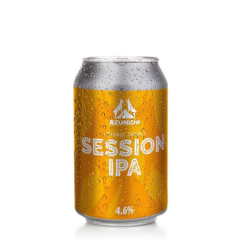Think Tank Session IPA by Reunion Ales