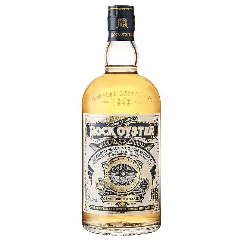 Rock Oyster Malt Whisky