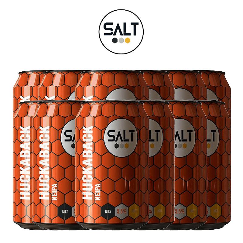 Huckaback NEIPA 12 Case by Salt Beer Factory