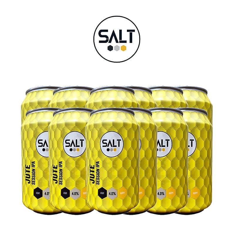 Jute Session IPA 12 Case by Salt Beer Factory