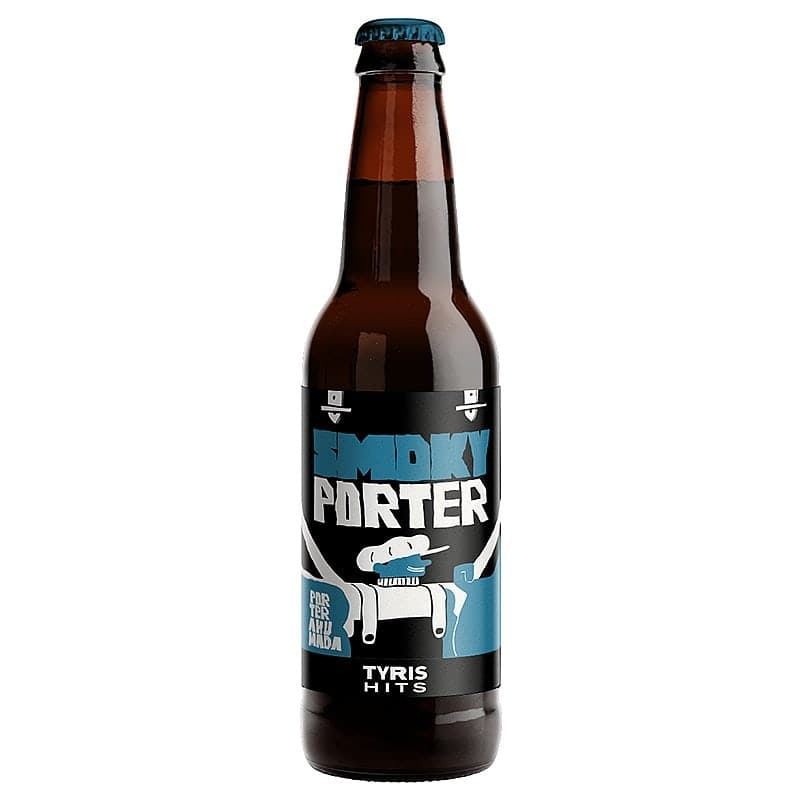 Smokey Porter by Cerveza Tyris