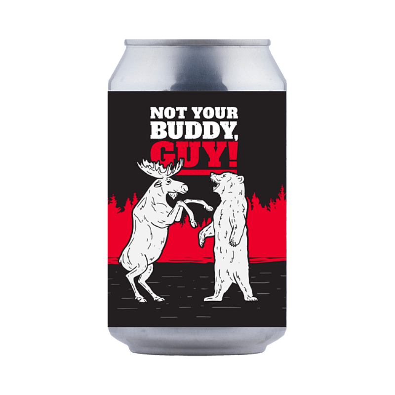 Not Your Buddy Guy by Stewart Brewing