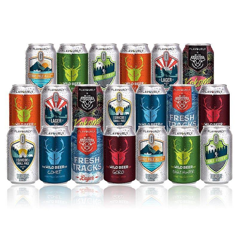 Craft Beer Variety Box