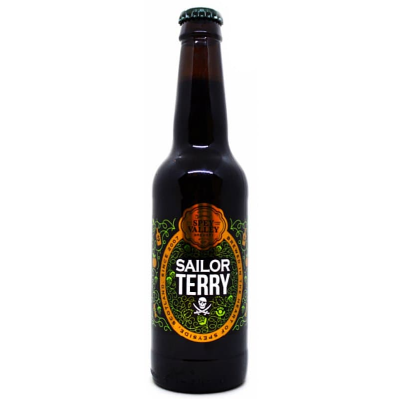 Sailor Terry Stout by Spey Valley Brewery