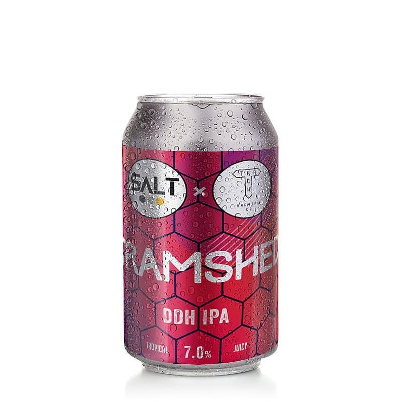 Tramshed DDH IPA by Salt Beer Factory