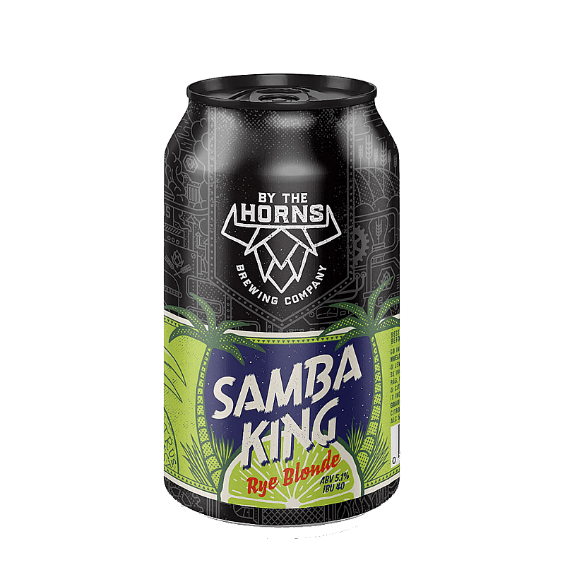 Samba King by By the Horns Brewing