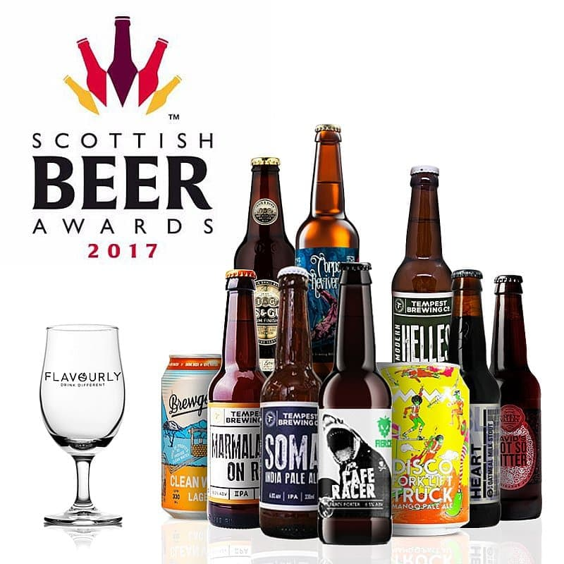 Scottish Beer Awards Collection