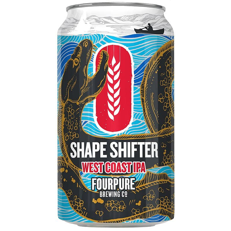 Shape Shifter IPA by Fourpure