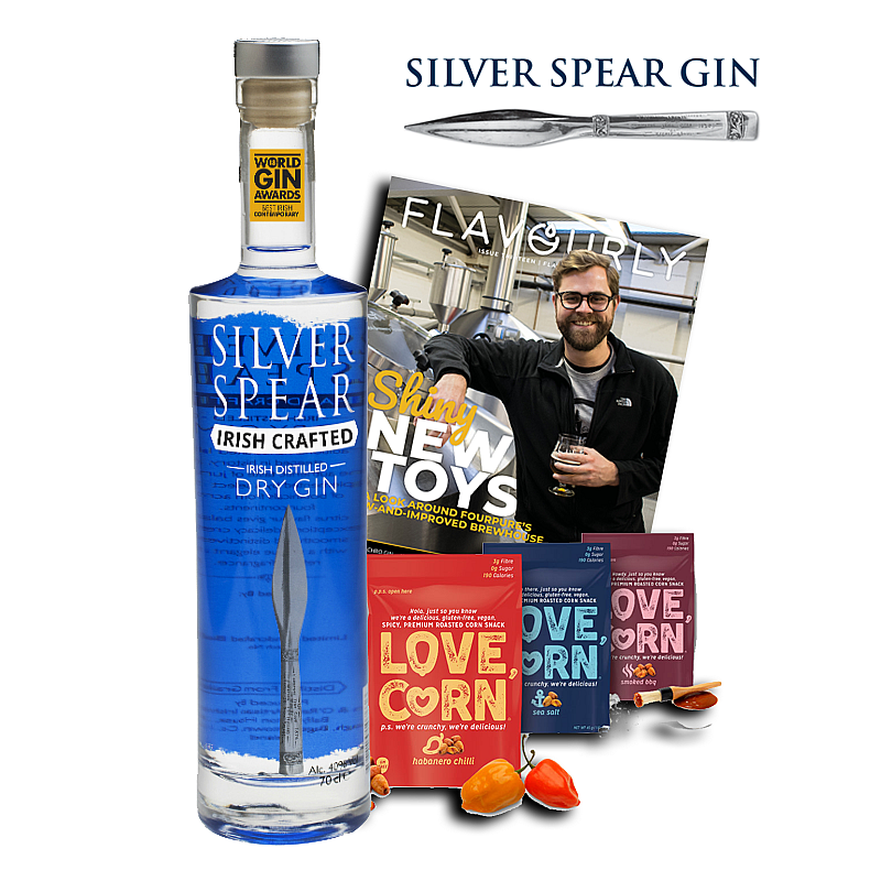 Silver Spear Irish Gin bundle by Silver Spear Gin