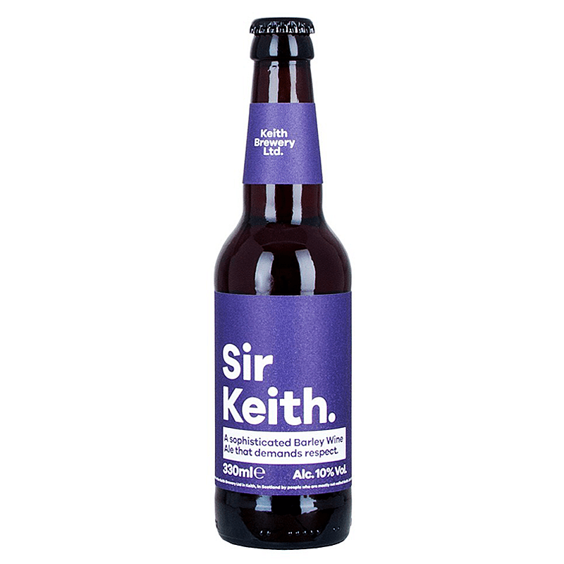 Sir Keith by Keith Brewery Ltd