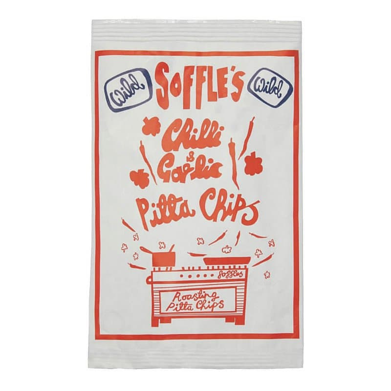 Soffles Garlic and Chilli Wild 25g by Soffle's