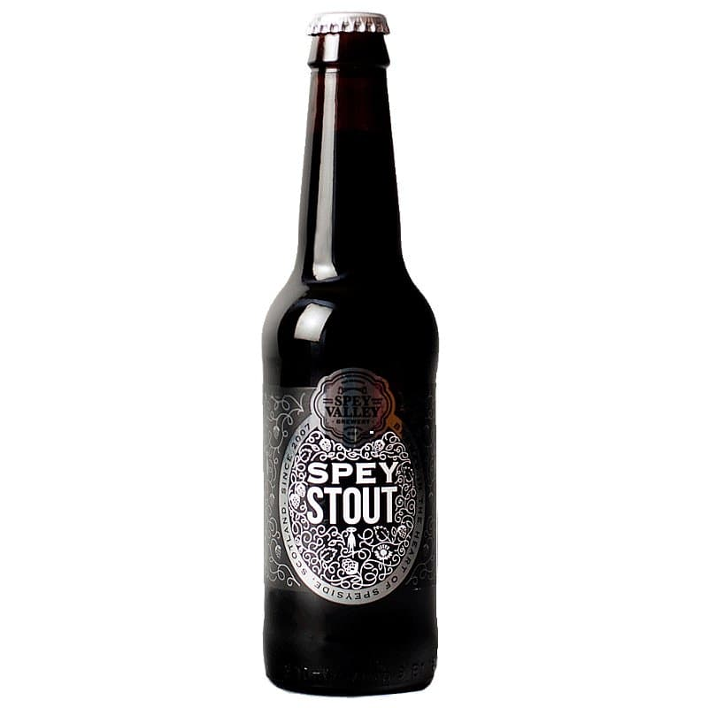 Spey Stout by Spey Valley Brewery