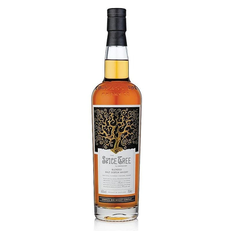 Compass Box Spice Tree Malt