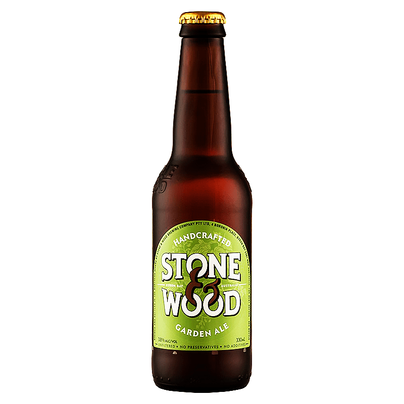 Stone and Wood Garden Ale