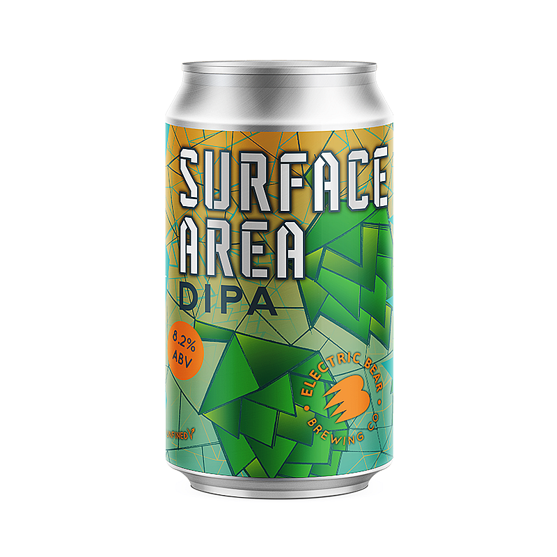 Surface Area by Electric Bear Brewing Co.