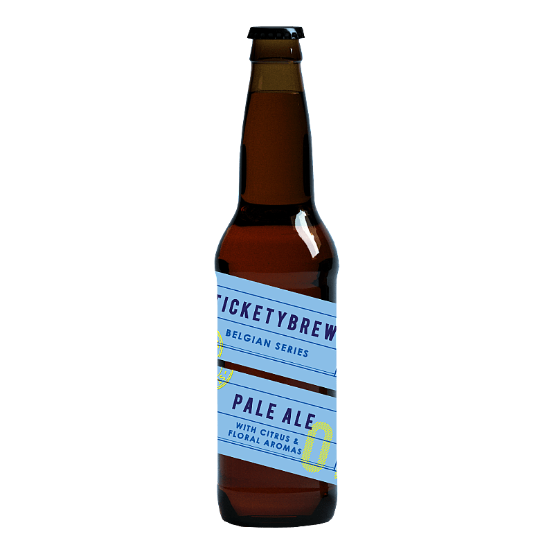 Belgian Pale Ale by Ticketybrew