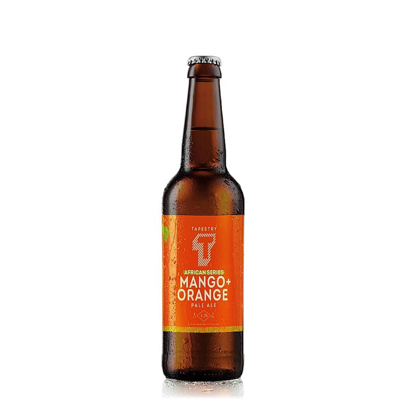 African Mango & Orange Pale Ale by Tapestry Brewery