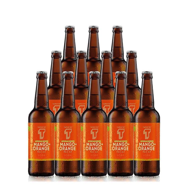 Mango & Orange Pale 12 Case by Tapestry Brewery