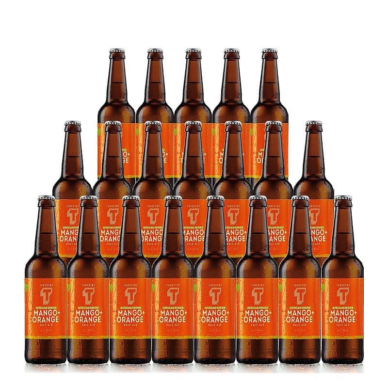 Mango & Orange Pale 20 Case by Tapestry Brewery