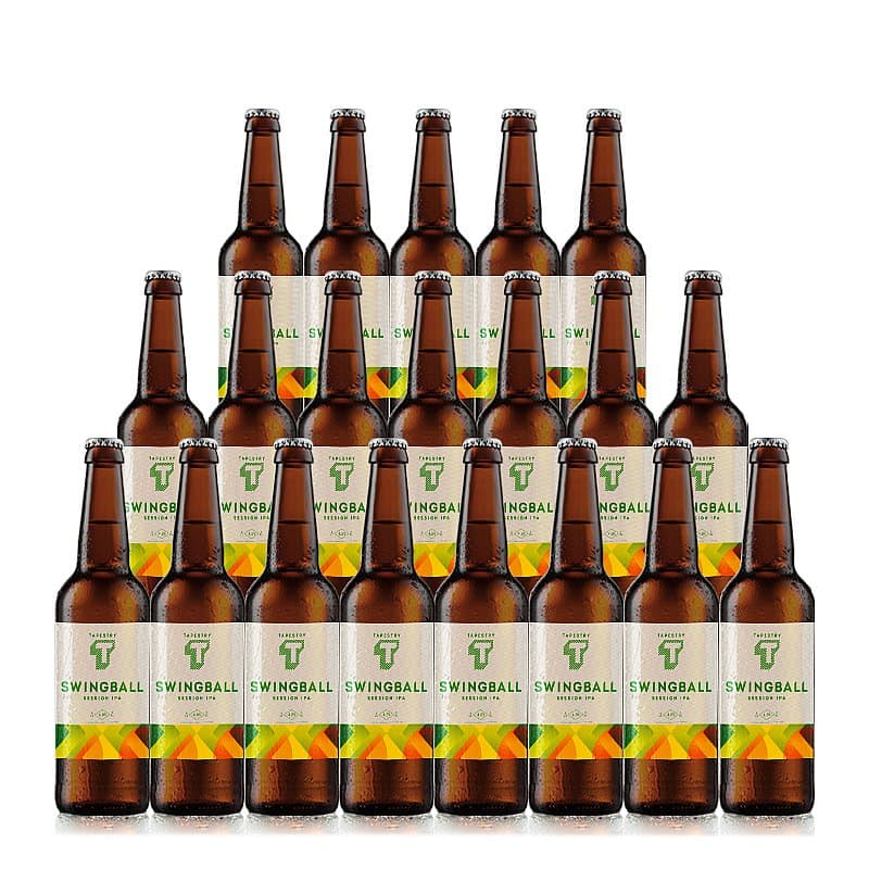 Session IPA 20 Case by Tapestry Brewery