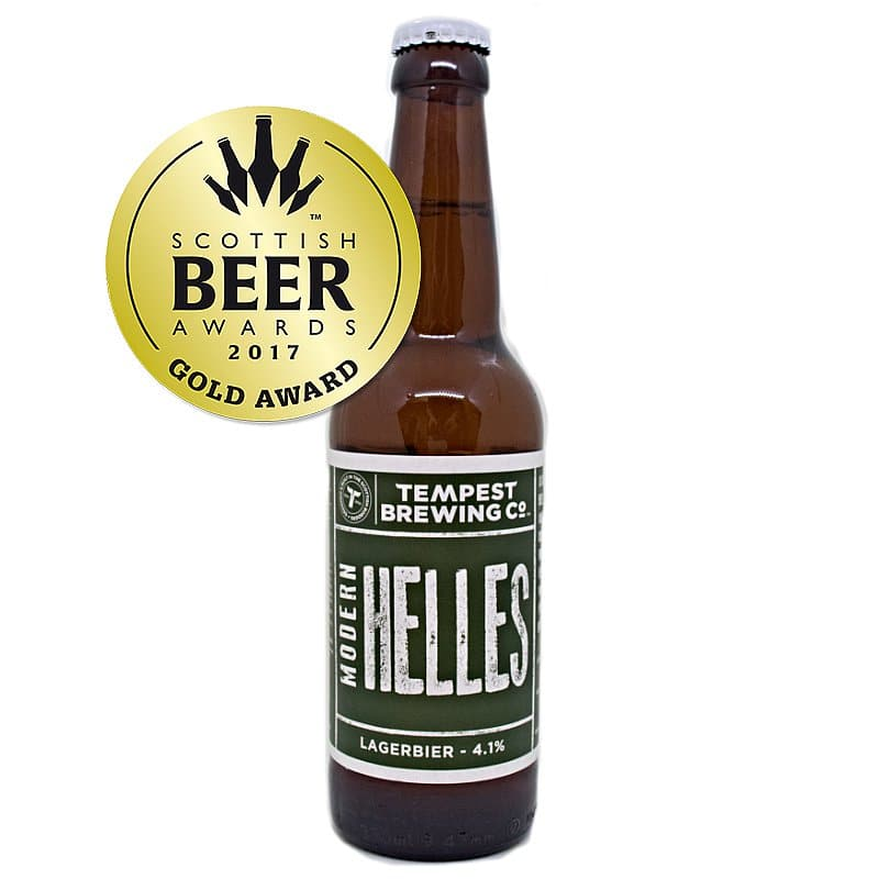 Modern Helles by Tempest Brewery