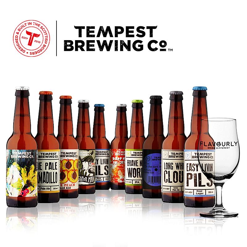 The Tempest Collection by Tempest Brewery
