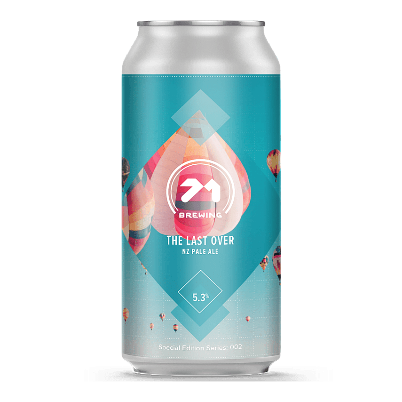 The Last Over by 71 Brewing