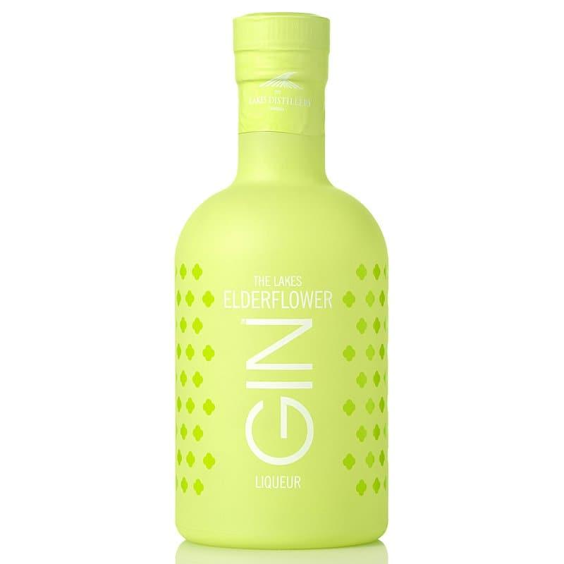 Elderflower Gin Liqueur by The Lakes Distillery