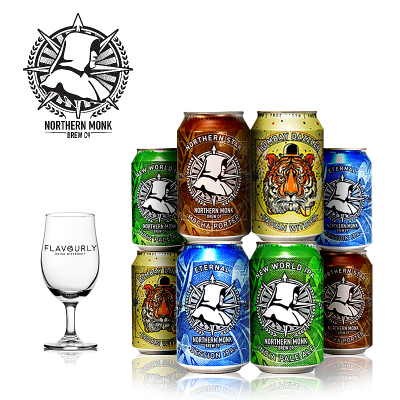The Northern Monk Collection by Northern Monk Brew Co