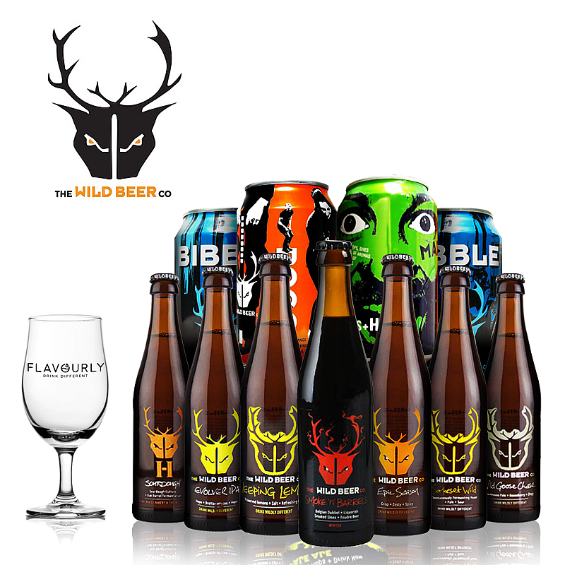 The Wild Beer Co. Collection by Wild Beer Co