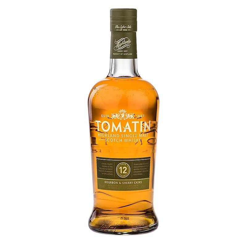 Tomatin 12 Y.O. Malt