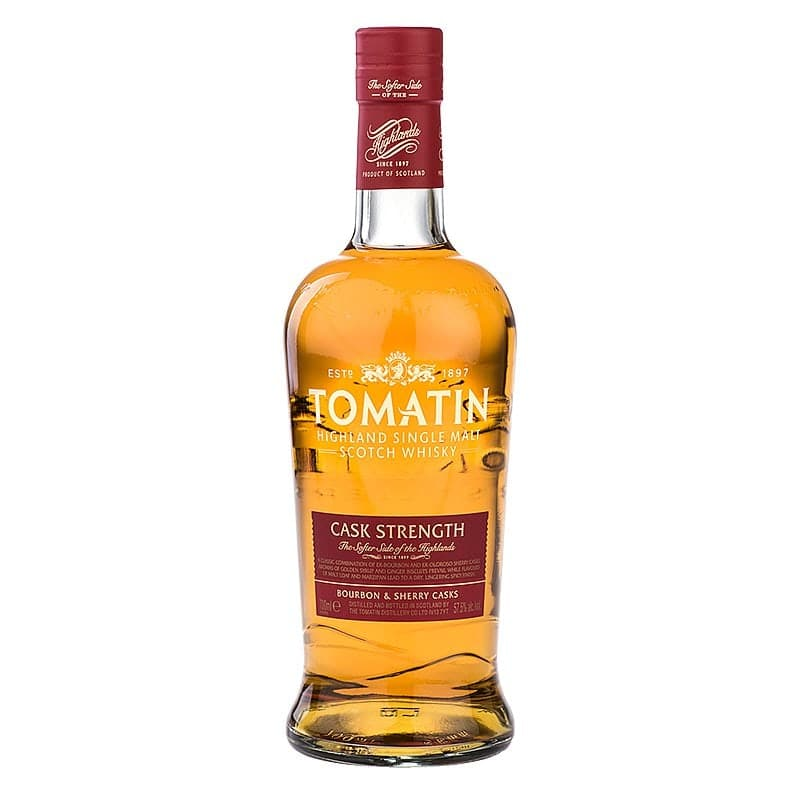 Tomatin Cask Strength Malt