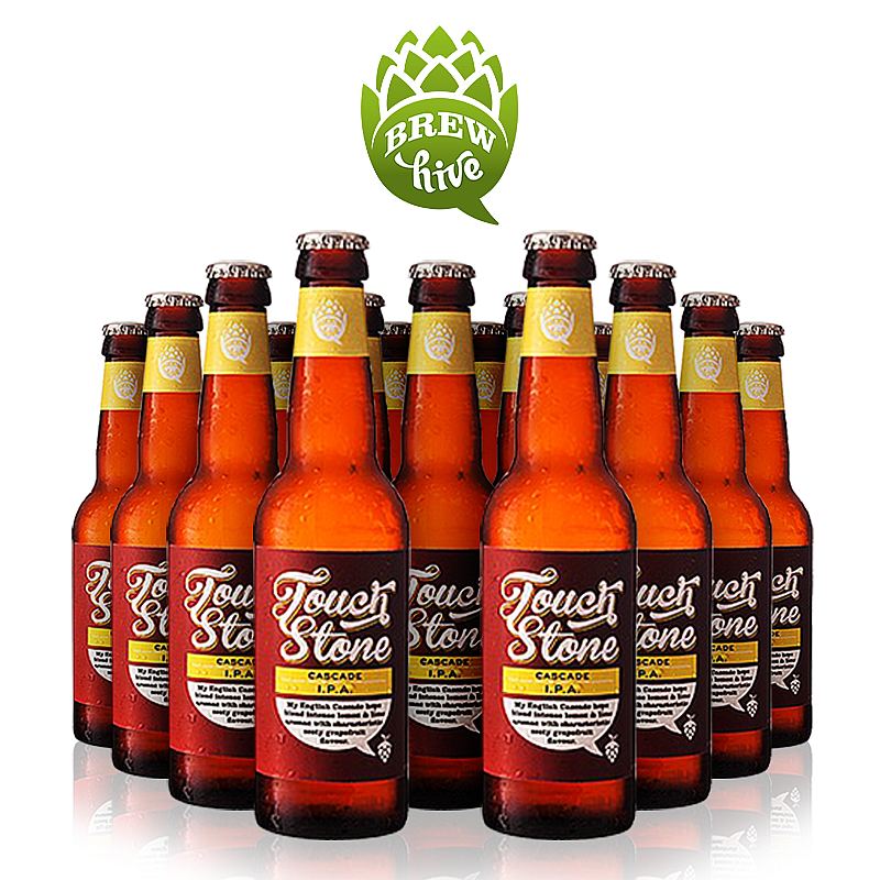 Touch Stone (24 Pack) by Brewhive X Hilden