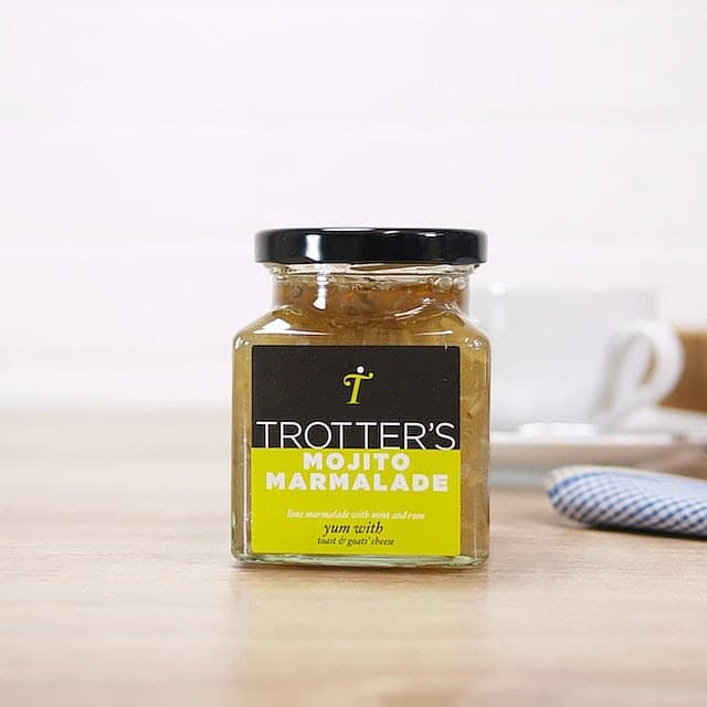Mojito Marmalade by Trotter's Independent Codiments
