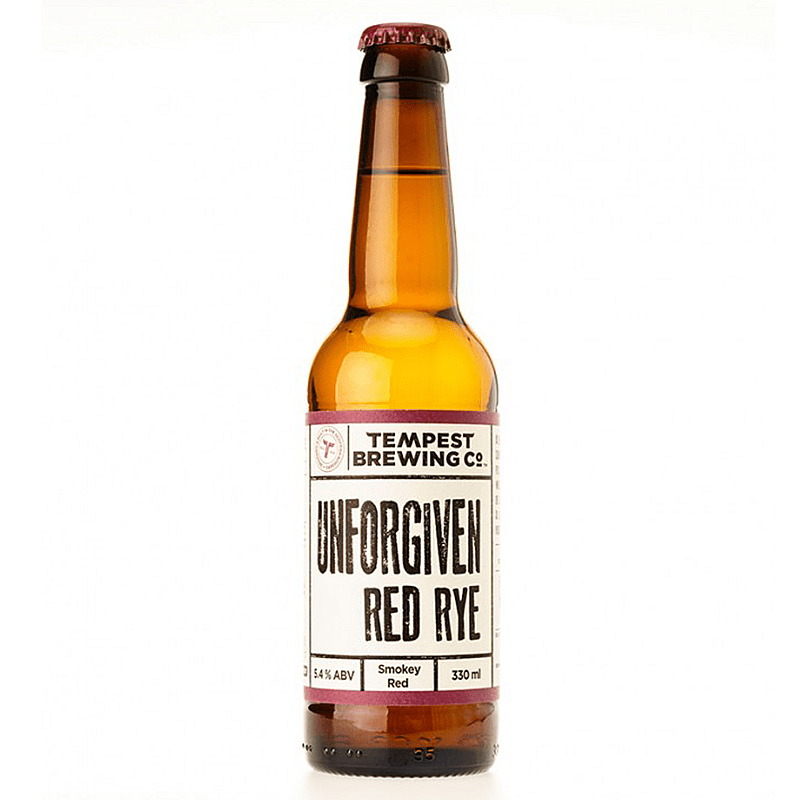 Unforgiven Red Rye by Tempest Brewery