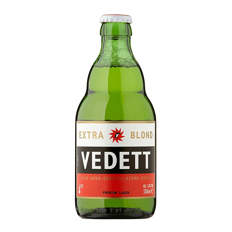 Vedett Blonde by Duvel Moortgat