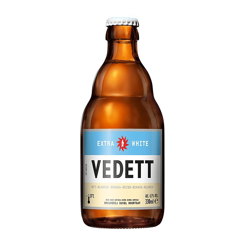 Vedett White by Duvel Moortgat