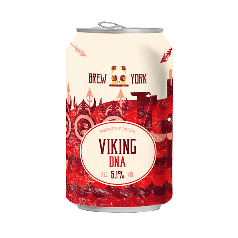 Viking DNA by Brew York